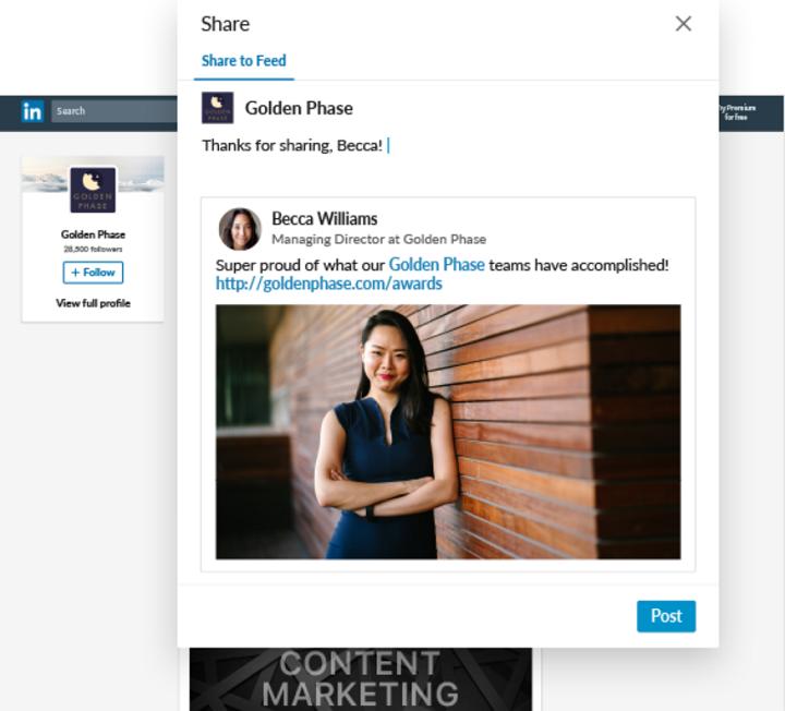 LinkedIn Pages e os funcionários do seu negócio