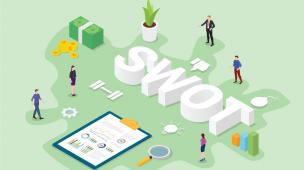 Como usar a análise SWOT no marketing digital
