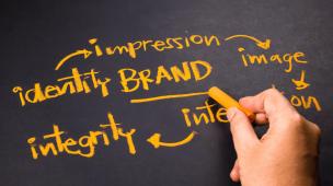 imagem com os principais pontos do branding