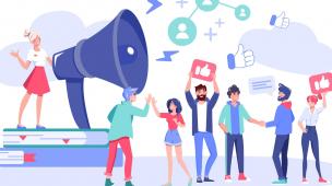 O que é marketing de influência