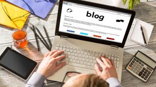 benefícios e resultados do blog empresarial