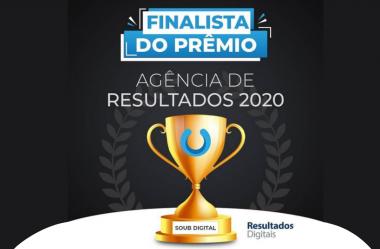 A SOUB Digital é finalista do Prêmio Agências de Resultados 2020